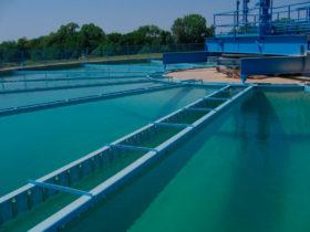 Обработка сточных вод